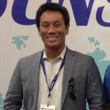 Takashi felhasználói profilja