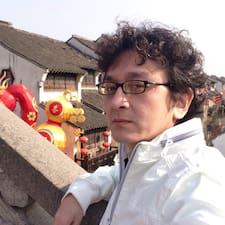 Pei Lin的用戶個人資料