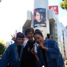 Saori&Eiichi ist der Gastgeber.