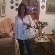 Antonietta ist der Gastgeber.