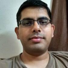 Användarprofil för Rahul