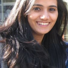 Supriya User Profile