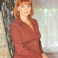 Profil utilisateur de Yelena