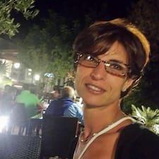 Maria Concetta je domaćin.