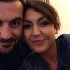 Profil korisnika Aurélie & Anthony