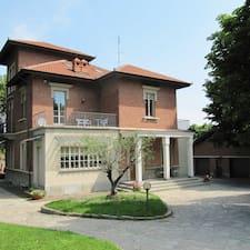 Perfil de usuario de Villa Grilli Di Cantarana