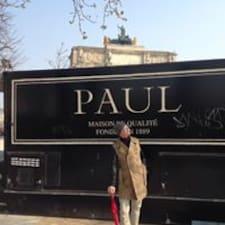 Henkilön Paul käyttäjäprofiili