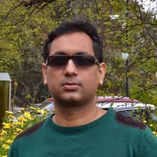Perfil do utilizador de Sougata