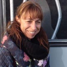 Perfil do utilizador de Marie Hélène