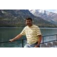 Nutzerprofil von Gokul
