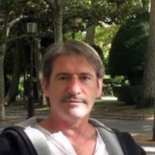 Justo felhasználói profilja