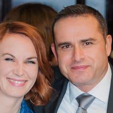 Claudio & Ania Brugerprofil