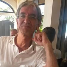 Paul felhasználói profilja