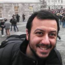 Giovanni的用戶個人資料
