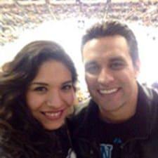 Victoria & Raul User Profile
