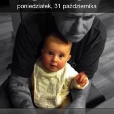 Användarprofil för Piotr
