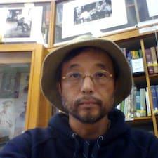Profil utilisateur de Toshihiko
