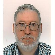 Douglas felhasználói profilja
