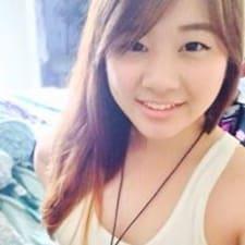 Linh的用戶個人資料