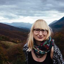 Profil utilisateur de Malgorzata