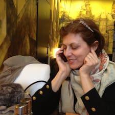 Användarprofil för Marie-Françoise