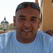 Mohamed is the host.