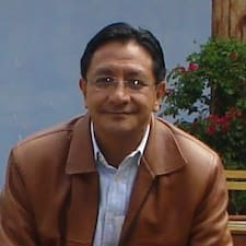 Profil Pengguna Jorge Salvador