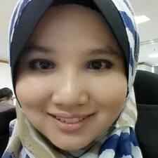 Tengku Nurul Alia User Profile