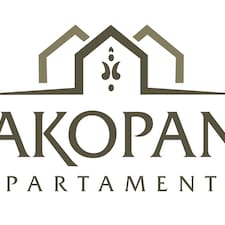 Zakopane Apartamenty is the host.