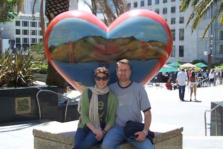 Craig & Suzanne
