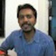 Perfil de l'usuari Arjun