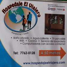 Hospedaje El Viajero est l'hôte.