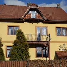 Apartmány Village, Veľký Slavkov je domaćin.