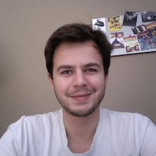 Profil utilisateur de Corentin