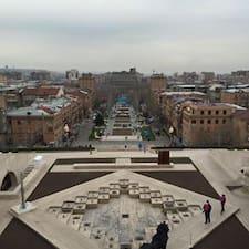Tatev is the host.