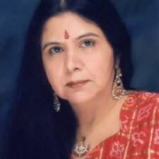 โพรไฟล์ผู้ใช้ Indira