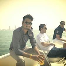 Profil Pengguna Rajendra