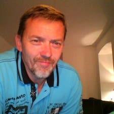 Perfil de l'usuari Wilfried