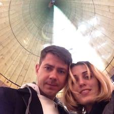 Perfil de usuario de Edvard & Irina