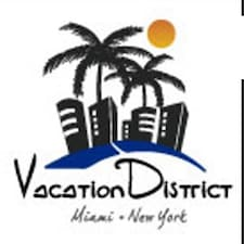 VacationDistrict User Profile