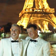 Nicolas & Jean-Yves是房东。