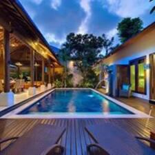 Bali es el anfitrión.
