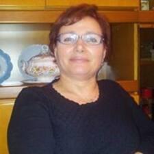 Ioana is the host.