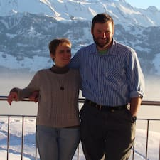 Monika & Rony User Profile