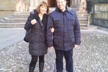 Laura & Jeff