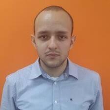 Profil utilisateur de João