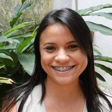 Profilo utente di Maíra