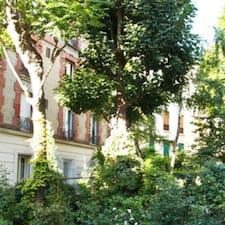 Profil utilisateur de Flat In Montmartre