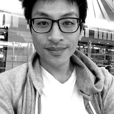 James Cheng felhasználói profilja