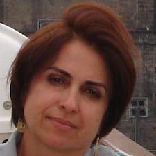 Marilda felhasználói profilja